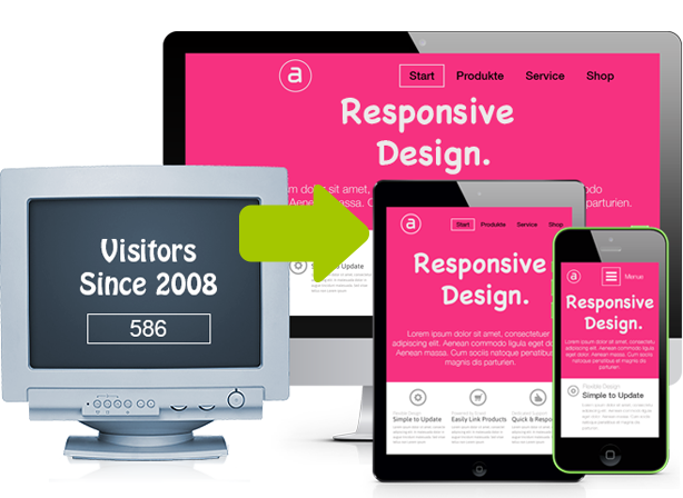 Refresh Now - Redesign - Responsive Design
